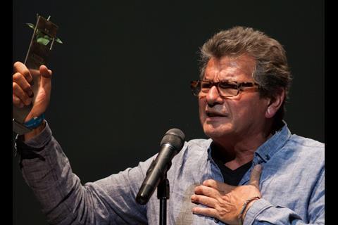 Nicolas Echevarria